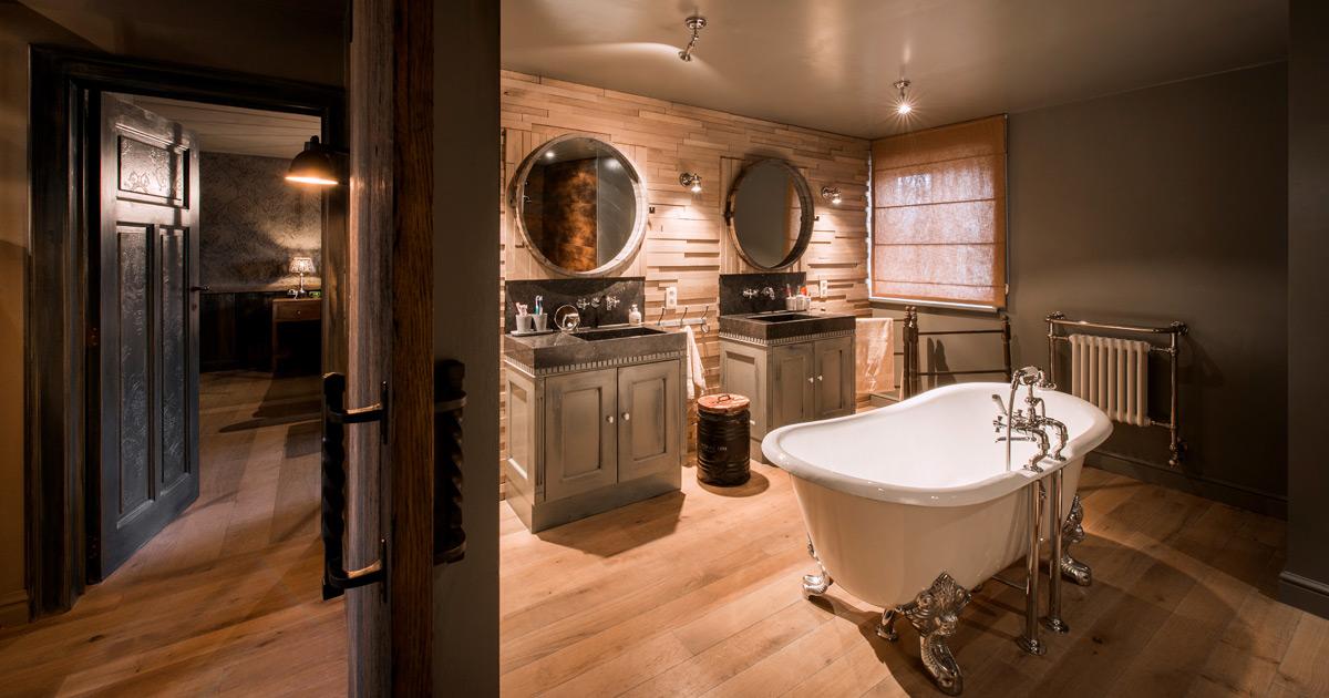 Houten Vloer Badkamer : Houten vloer badkamer hasselt diepenbeek genk loft interieur