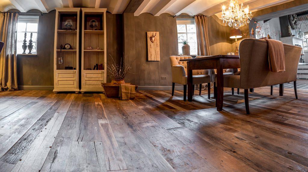 Oude Plankenvloer, Project Kraus, Neer